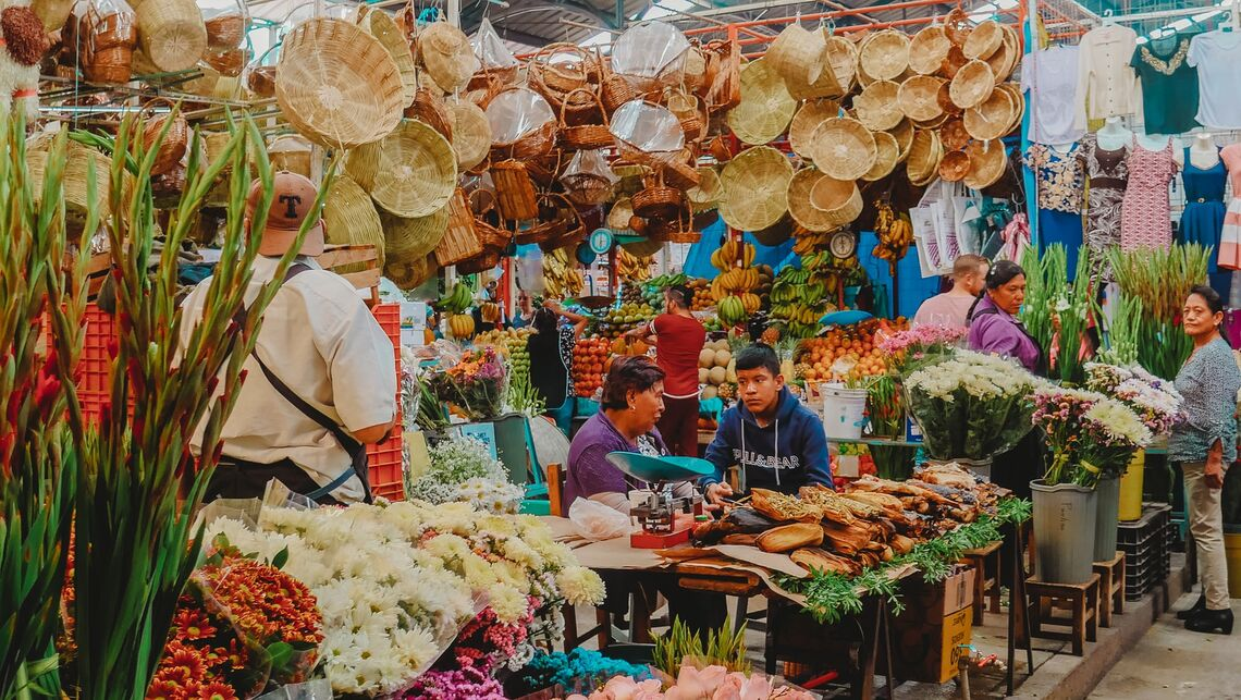 Visit markets and take Spanish lessons in Latin America