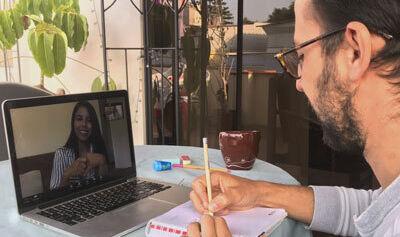 Skype Spanish lessons with PERU Spanish