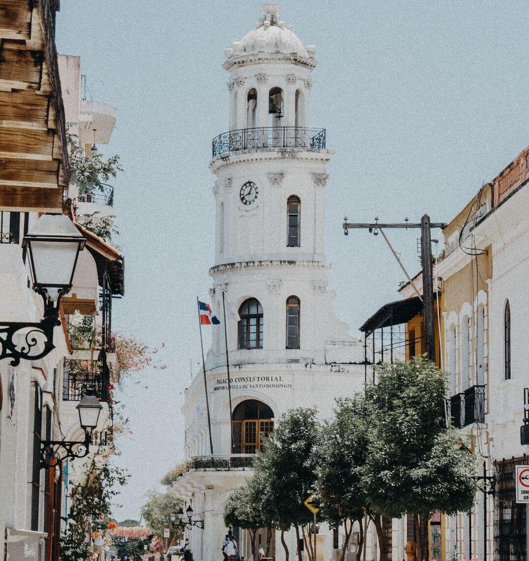 The Colonial City in Santo Domingo
